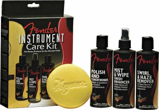 Fender Instrument Care Kit