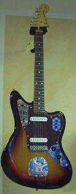 Fender Jaguar Custom 62 RW 3TS