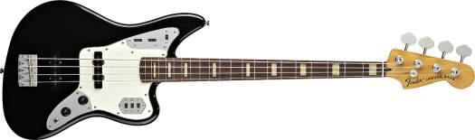 Fender Jaguar Bass RW BLK