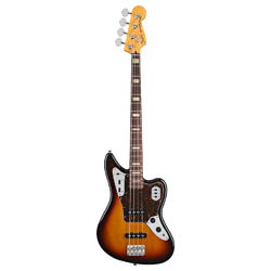 Fender Jaguar DLX Bass RW 3CS