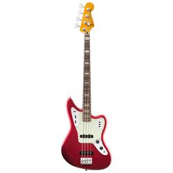 Fender Jaguar DLX Bass RW CAR