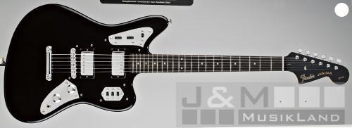 Fender Jaguar HH RW black
