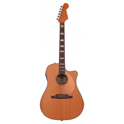Fender Kingman SCE Natural Westerngitarre
