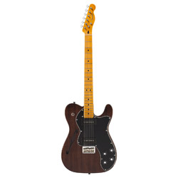 Fender Modern Player Telecaster® Thinline Deluxe MN BLK