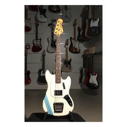 Fender Pawn Shop Mustang Bass RW OW