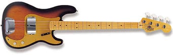 Fender Precision Bass American ´57 Vintage MN 2CS