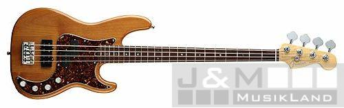 Fender Precision Bass American Deluxe RW Amber