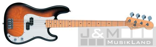 Fender Precision Bass American RW 3CS