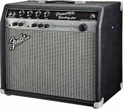 Fender Princeton Recording Amp 65 Circuit