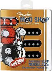 Fender SCN Strat Pickup Set black