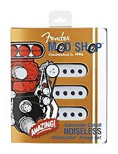 Fender SCN Strat Pickup Set creme