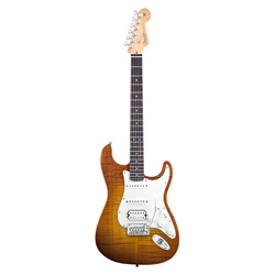 Fender Select Stratocaster HSS RW AB