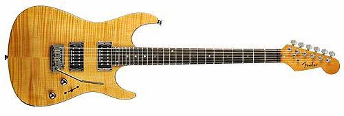 Fender Showmaster FMT - Natural