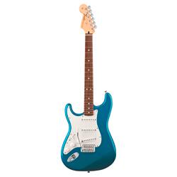 Fender Standard Stratocaster RW LPB lefthand Mexico Upgrade
