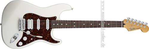 Fender Lone Star DLX Stratocaster RW AWH