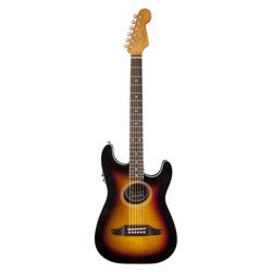 Fender Stratcoustic Premier RW 3CSB