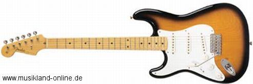 Fender 57 American Vintage Stratocaster lefthand 2CS