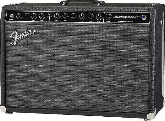 Fender Super Sonic 112 Combo black