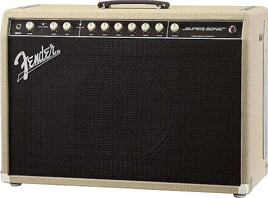 Fender Super Sonic 112 Combo blonde