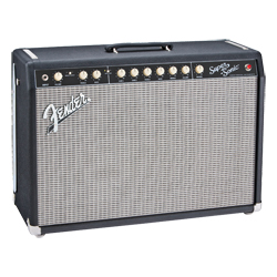 Fender Super-Sonic 60 Combo Black