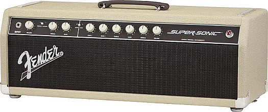 Fender Super Sonic Head blonde