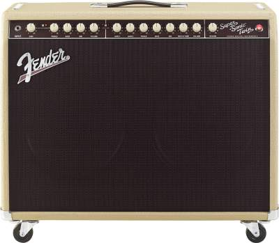 Fender Super-Sonic Twin Combo Blonde