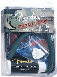 Fender Survival Pack Acoustic