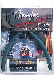 Fender Survival Pack Electric
