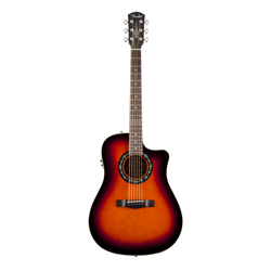 Fender T-Bucket 100CE Westerngitarre 3-Color Sunburst