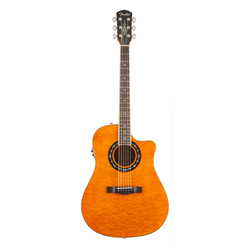 Fender T-Bucket 300CE Westerngitarre Amber