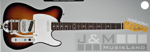 Fender Telecaster 60 with Bigsby -  3T Sunburst