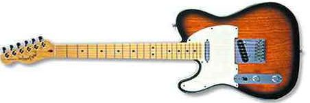 Fender Telecaster American 3SB lefthand