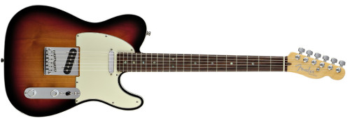 Fender Telecaster American Deluxe MN-3CSB