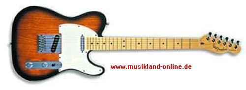 Fender Telecaster American MN 3TSB