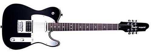Fender Telecaster John 5 Black inkl. Gigbag