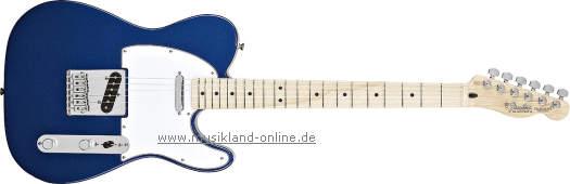 Fender Telecaster Standard MN-EBL