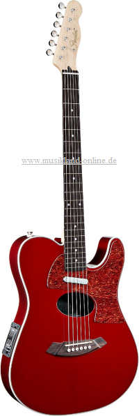 Fender Telecoustic Deluxe CAR