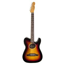 Fender Telecoustic Premier RW 3CSB