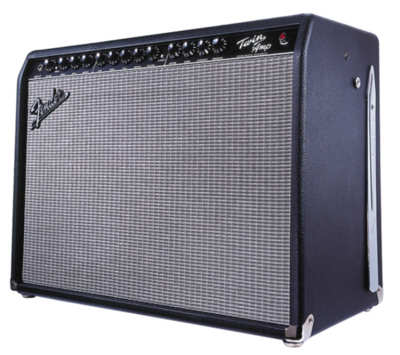Fender Twin Amp 2001