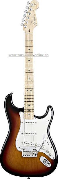 Fender VG Stratocaster MN 3TSB