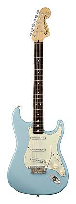 Fender Yngwie Malmsteen Signature Stratocaster RW SB