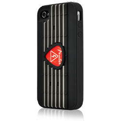 Fender iPhone 4/4S Pick Black