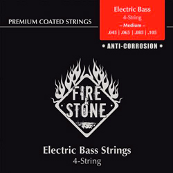 Fire&Stone E-Bass 45-105 Medium