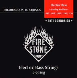 Fire&Stone E-Bass Saiten 45-130 Medium