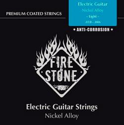 Fire&Stone E-Gitarren Saiten 10-46 Light