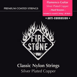 Fire&Stone Flamenco Gitarren Saiten High Tension