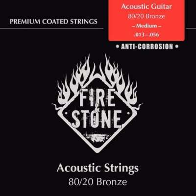 Fire&Stone W-Gitarre Medium 013-056