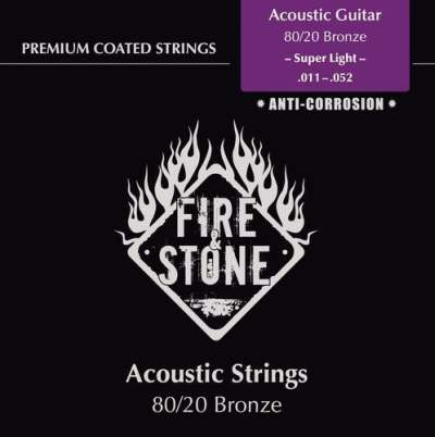 Fire&Stone W-Gitarre Super Light 011-052