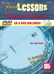 First Lessons : for tenor banjo (+CD + DVD-Video)