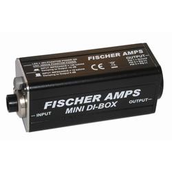 Fischer Amp Mini DI-Box